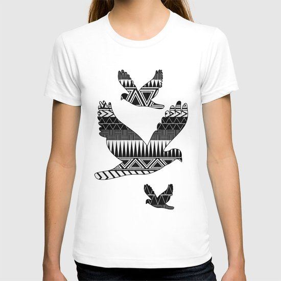Tribal Monochrome. T-shirt
