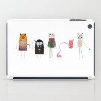 BOO! iPad Case