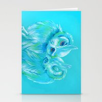 Lovey Owls Stationery Cards