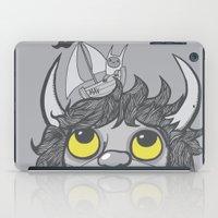 My Moishe (Grayscale) iPad Case