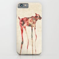 iPhone & iPod Case featuring old sighthound by Okti