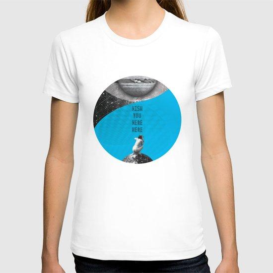 Wish you were here (Rocking Love series) T-shirt