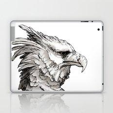 Hawk profile  Laptop & iPad Skin