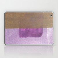Purple blue to Purple Laptop & iPad Skin