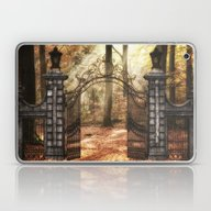Forest Of Dreams....come… Laptop & iPad Skin