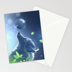 Plant Spirit Stationery Cards