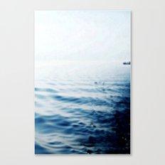 A long journey Canvas Print