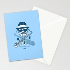 Duke Silver Stationery Cards