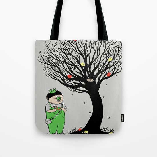 The Egg Collector Tote Bag