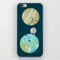 I'd Give You The Moon iPhone & iPod Skin