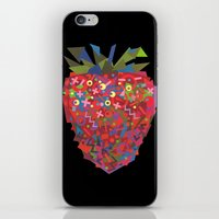 Strawberry (Fraise) iPhone & iPod Skin
