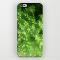 Digital Pointillism iPhone & iPod Skin