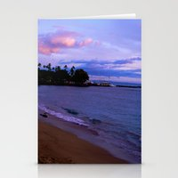 Wanderlust Hawaii Stationery Cards