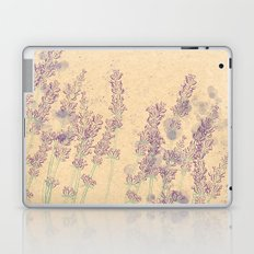 Lavender Fields Laptop & iPad Skin
