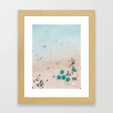 The Islands Of Waikikiii… Framed Art Print