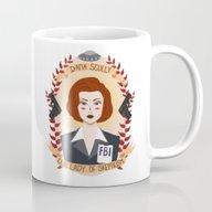 Dana Scully Mug