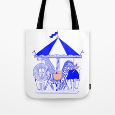 Carroussel Tote Bag