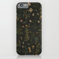 Old World Florals iPhone 6 Slim Case
