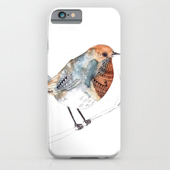 Rockin' Robin iPhone & iPod Case