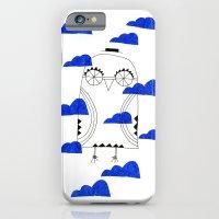 Blue Clouds iPhone 6 Slim Case