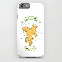 Ginger Cult iPhone 6 Slim Case
