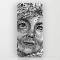 Björk iPhone & iPod Skin