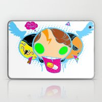 Drugeaters Laptop & iPad Skin