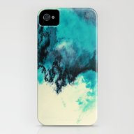 Painted Clouds V iPhone (4, 4s) Slim Case