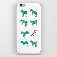 Mule iPhone & iPod Skin