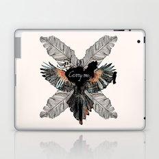 Carry Me Remix Laptop & iPad Skin