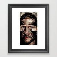 CAESAR Framed Art Print