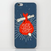 Such A Fool iPhone & iPod Skin
