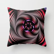 The Whirlpool, Modern Fr… Throw Pillow