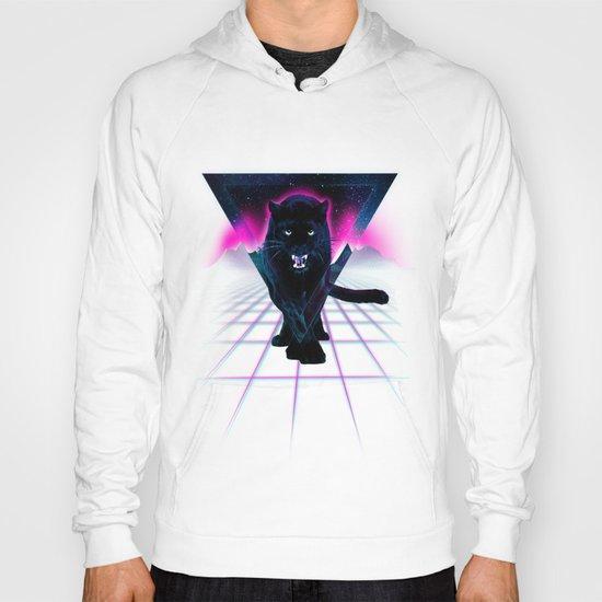 Jaguar Poster Hoody