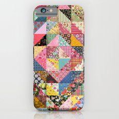Grandma's Quilt iPhone 6 Slim Case