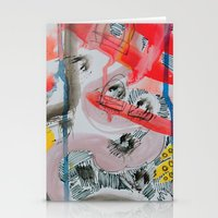 Urban Vandals Stationery Cards
