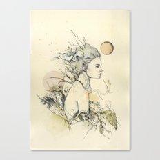 Nostalgia Series 1/2 Canvas Print