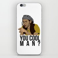 Dazed and Confused: Slater iPhone & iPod Skin