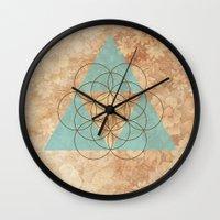 Geometrical 007 Wall Clock