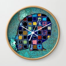 living in a box (global)4.Version Wall Clock