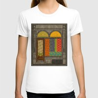 Shop windows Womens Fitted Tee White SMALL
