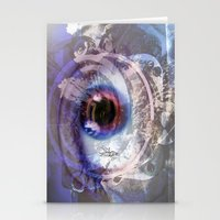 Looking through the lens  Stationery Cards