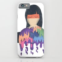 iPhone Cases featuring Layers by Rodrigo Fortes