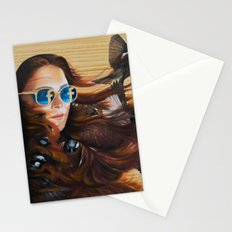 While Life Passes By Stationery Cards
