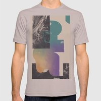 Subsonic Pt. 1 Mens Fitted Tee Cinder SMALL