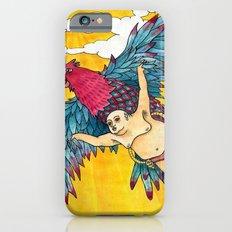 Lazy Tarzan - Flying iPhone 6 Slim Case