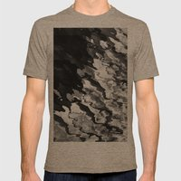 Wired Mens Fitted Tee Tri-Coffee SMALL