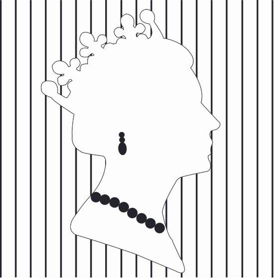 Queenie 14 Art Print