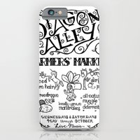 Diagon Alley Farmers' Market iPhone 6 Slim Case