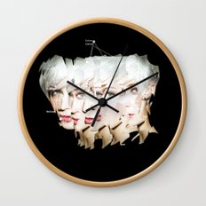 identity 4.3 · expand yourself Wall Clock
